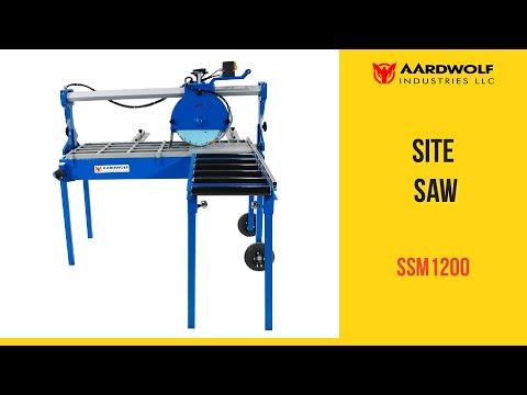 Aardwolf Site Saw M1200