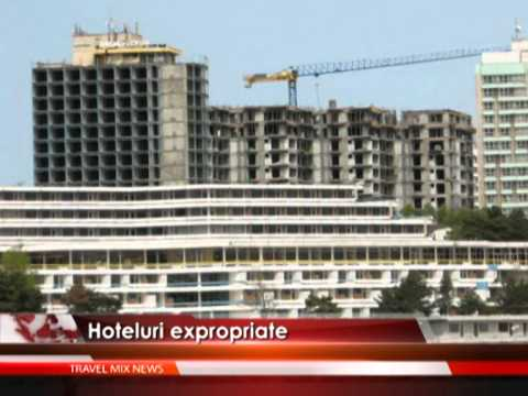 Hoteluri de pe litoral, expropriate – VIDEO