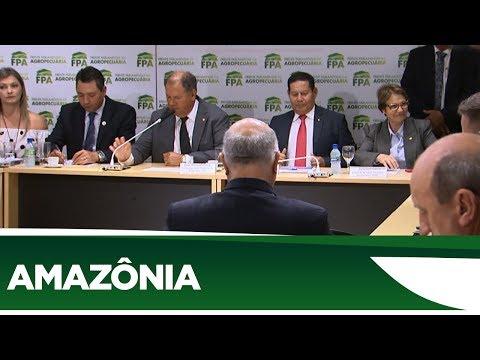 FP debate Amazônia com Mourão e ministra da Agricultura - 04/02/20