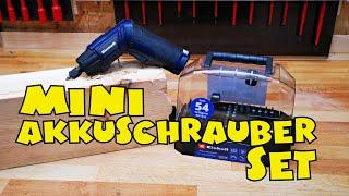 Unboxing - Einhell Akku Stabschrauber BT-SD 3,6 Li LED Set