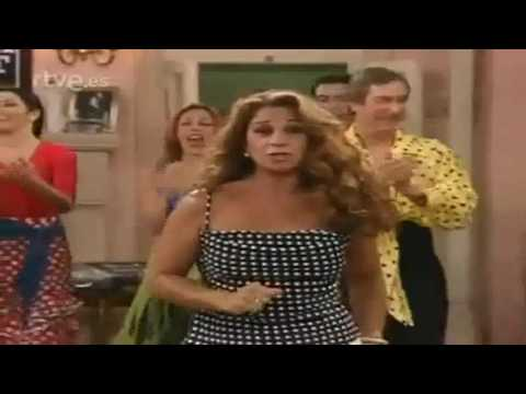 Lina Morgan y Lolita : Sarandonga