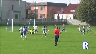 preview picture of video 'Liga WZPN Grom Dopiewo - Lech Poznań 26 października 2014 godz. 12:00'