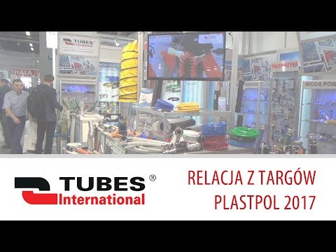 Targi Plastpol 2017 - Tubes International - zdjęcie