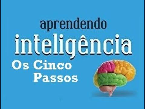Aprendendo Inteligência - Os Cinco Passos (8/10)