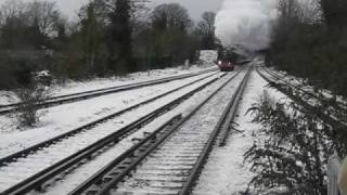 preview picture of video 'Tornado Christmas Lunch Trip round Kent'
