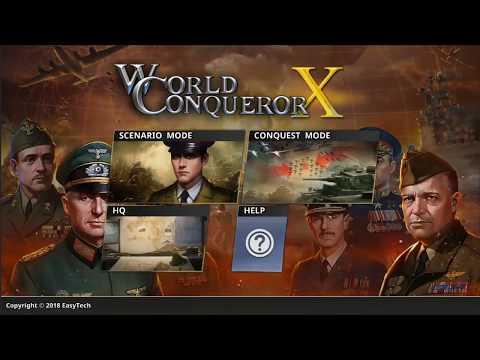 World Conqueror X teaser [Nintendo Switch] thumbnail
