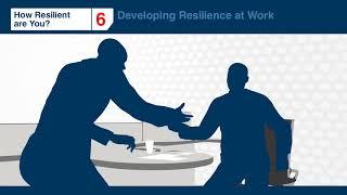 IMCA Resilience Awareness Programme - Module 6