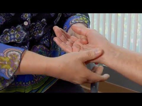 Massage techniques for caregivers - Hand & Lower Arm Massage ...