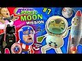 AMAZING FROG ASTRONAUT Space Moon Mission! FGTEEV Caught On Camera! Darth Vader Captain America Pt 7