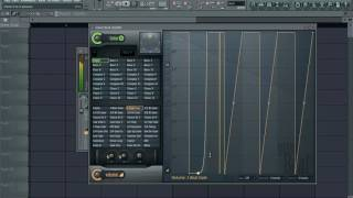 Witch House Tutorial (Short) Fl studio - Synth  volume effect
