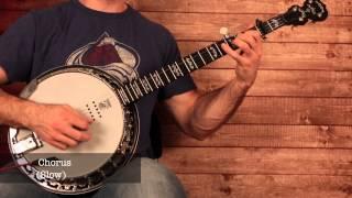 "Bear's Den ""Agape"" Banjo Lesson (With Tab)"