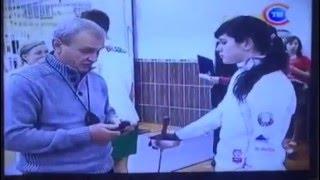 Репортаж Беларусь 5 с открытого Кубка Республики Беларусь по современному пятиборью