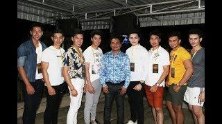 Mister Supranational Thailand ตัวแทนหนุ่มๆ77จังหวัด กับท่านดร บุญมา