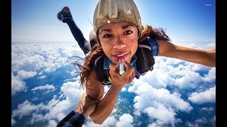 PEOPLE ARE AWESOME (Skydiving Edition 2018 )