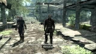 Skyrim DLC: How to Start the Dawnguard Quest