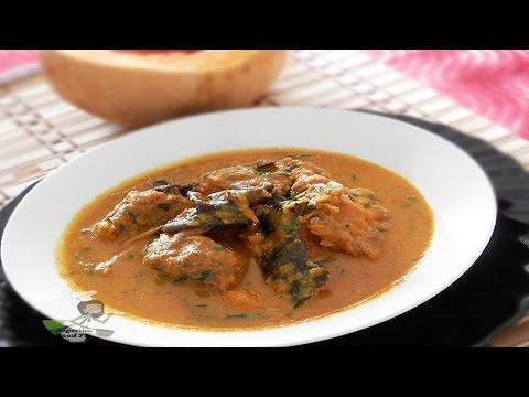 Miyan Taushe - Nigerian Pumpkin Soup ( Hausa soup)