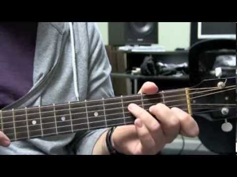 Beginner Guitar Lesson: How to Play the F Chord
