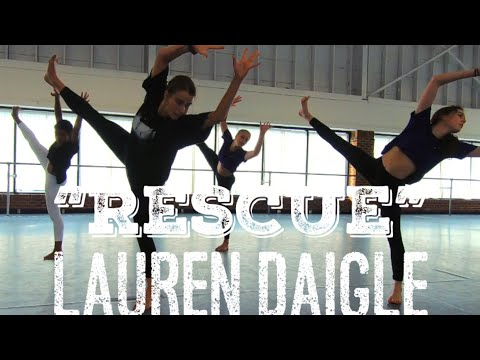 Rescue Lauren Daigle Choreography by Derek Mitchell