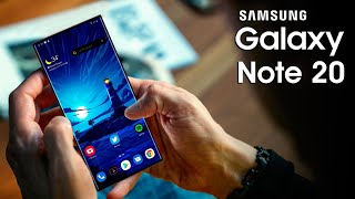 Samsung Galaxy Note 20 - Its Here!