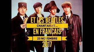 """#ELBC 23/11/2017 - """"Les Beatles en français"""""""