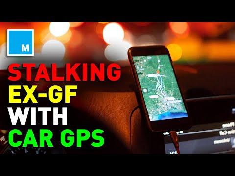 Man Stalks EX With Car GPS | [MASHABLE NEWS]