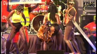 Patrick Dickson (Major Dickson) Soca Monarch Performance( 2017 Carriacou Carnival)