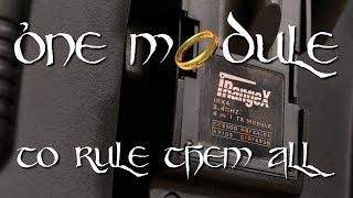 IRangeX IRX4 4-in-1 - One Module To Rule Them All