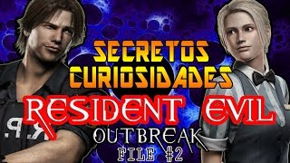 SECRETOS Y CURIOSIDADES DE RESIDENT EVIL OUTBREAK FILE 2 - MaxiLunaPMY