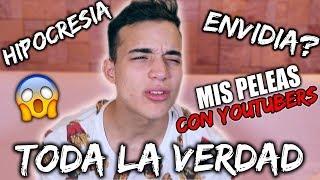 PREGUNTAS QUE HE EVADIDO - ¿HE TENIDO PELEAS CON YOUTUBERS? | GrPepe