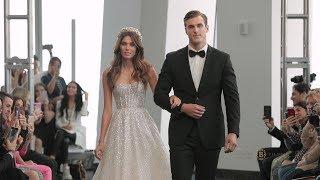 BERTA FW 2020 Bridal Couture Runway Show
