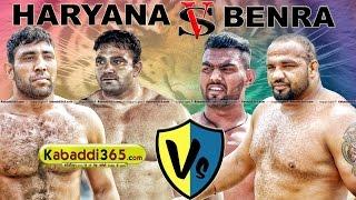 Haryana V/S Benra Best Match in Dhura (Sangrur) Kabaddi Tournament