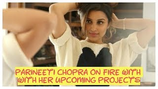 Parineeti Chopra on fire with Sundeep Aur Pinky Faraar, Namastey England & Kesari  #TutejaTalks