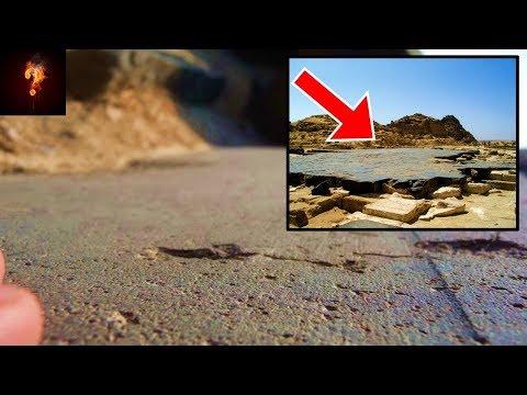 Giza's Basalt Floor ~ Proof Of High-Technology?