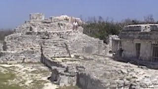 preview picture of video 'Riu Cancun, Puerto Morelos, & El Rey Ruins ~ 2006'
