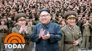 Kim Jong Un Dares Donald Trump To Make The First Move | TODAY - Video Youtube