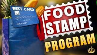 How to Apply for Food Stamps - Snap Program Application & Benefits Card
