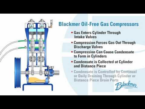 Gas Compressor Blackmer