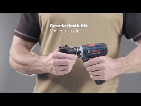 Perceuse visseuse sans fil Bosch GSR 12V-15FC