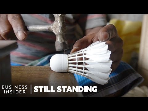 How A Village Keeps India's Handmade Shuttlecock Industry Alive | Still Standing