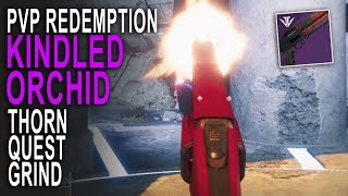 Destiny 2: Kindled Orchid God Roll 2-Tap Perk Review – Black Armory
