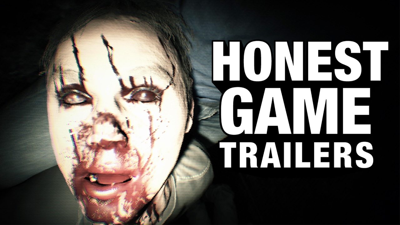 Evil Residents Still Paying The Rent In Honest Game Trailers' Appraisal Of Resident Evil 7