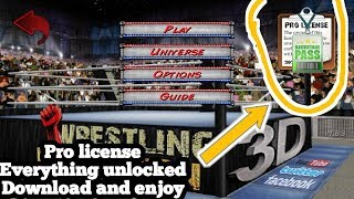 wrestling revolution 2d pro license apk - Free video search