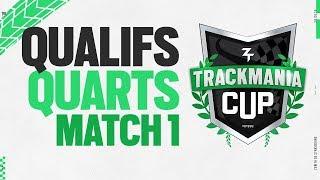 ZrT Trackmania Cup : 1er quart de finale