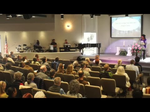 """Are You Living Your Best Life?"" with Rev. Margaret Jenkins, March 8, 2020"
