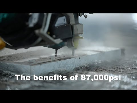 [VIDEO] The Power of 87,000 PSI