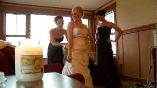 Jill & Derek Wedding preview