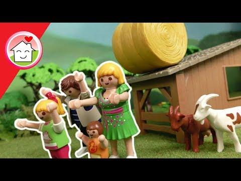 Playmobil Film deutsch - Auf dem Bauernhof mit Familie Hauser - Kinderfilm