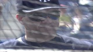 Joe Torre on his start as New York Yankees manager