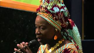 Angélique Kidjo raises voice for children at UN General Assembly | UNICEF