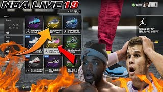 NBA Live 19 | How To Get Jordan Gear! & Animations! Not Clickbait! Works 100 Percent!